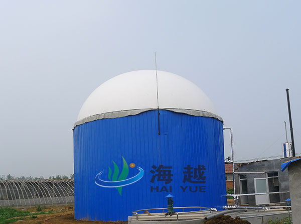 沼气电泳拼装罐ECPC图片