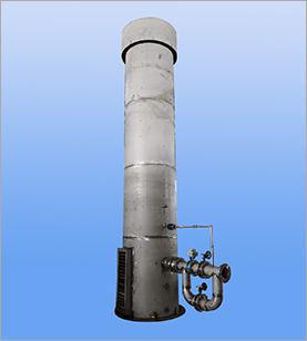 海越工程沼气火炬燃烧器分类与特性功能