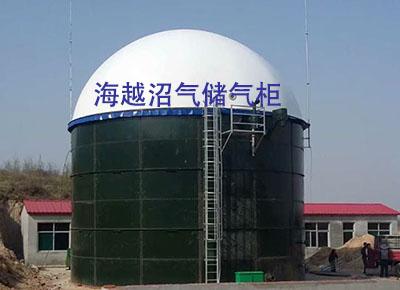 海越一体沼气储气柜规格