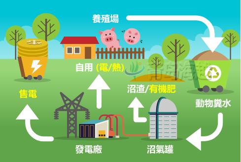 青岛海越沼气发电技术工作原理与应用场合
