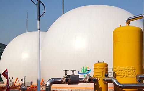 防止沼气双膜储气柜安全运转操作八项须知